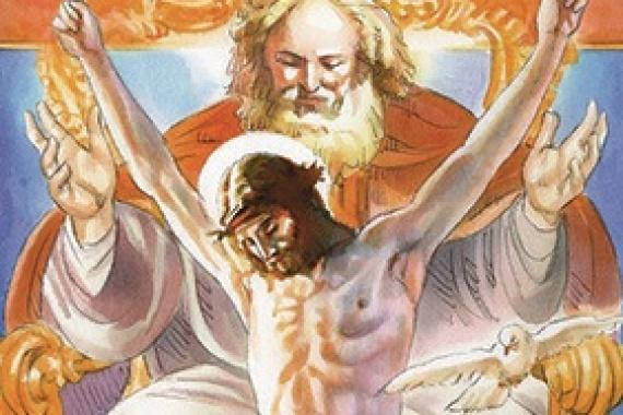 27.05.2018 – SS Trinità: Io sono con voi tutti i giorni, fino alla fine del mondo (Mt 28,20)