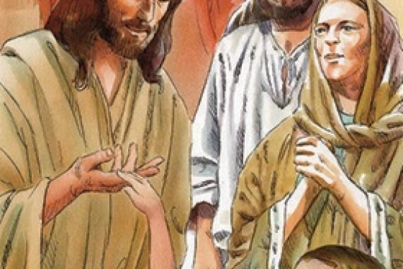 01.07.2018 – 13 ^ Tempo Ordinario: Non temere, soltanto abbi fede! (Mc 5,36)