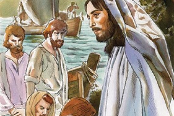 22.07.2018 – 16 ^ Tempo Ordinario: Gesù… ebbe compassione di loro (Mc 6,34)