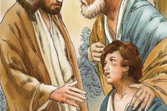 29.07.2018 – 17 ^ Tempo Ordinario: Gesù prese i pani e, dopo aver reso grazie, li diede… (Gv 6,11)