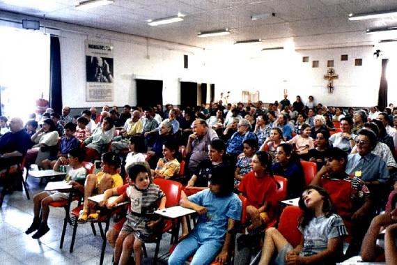 29.07.2018 – 17 ^ Tempo Ordinario: Nomadelfia (Grosseto): La cultura per tutta la popolazione