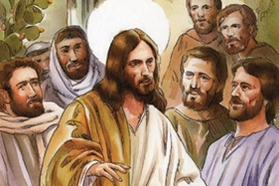 23.09.2018 – 23^ Tempo Ordinario: Il Figlio dell'uomo viene consegnato (Mc 9,31)