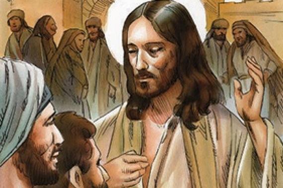18.11.2018 – 33^ Tempo Ordinario: Il Figlio dell'uomo radunerà i suoi eletti (Mc 13,27)