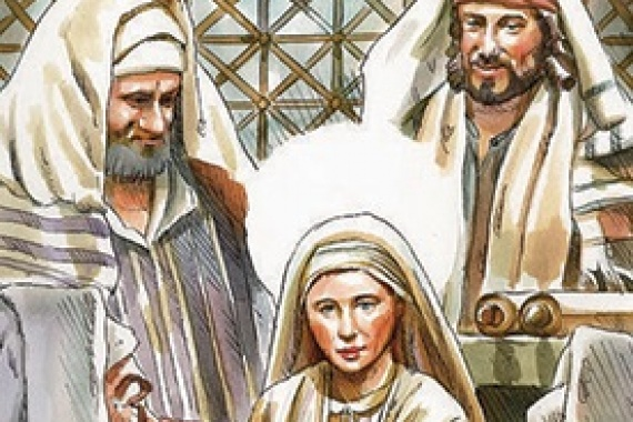 30.12.2018 – S. Famiglia  di Gesù, Maria e Giuseppe: I pastori… trovarono Maria e Giuseppe e il bambino (Lc 2,16)