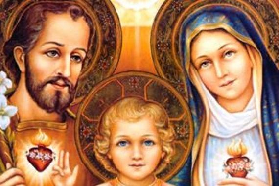 30.12.2018 – S. Famiglia di Gesù, Maria e Giuseppe: IL DIO DELLA FAMIGLIA!