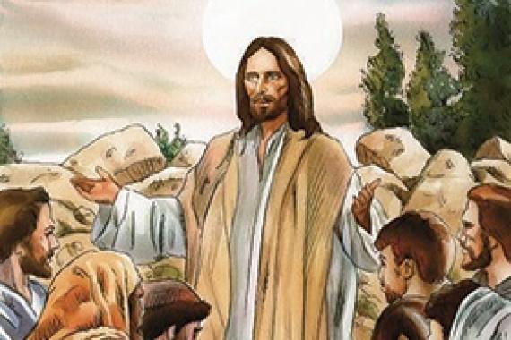 24.02.2019 – 7^ del Tempo Ordinario: Siate misericordiosi, come il Padre vostro è misericordioso (Lc 6,36)