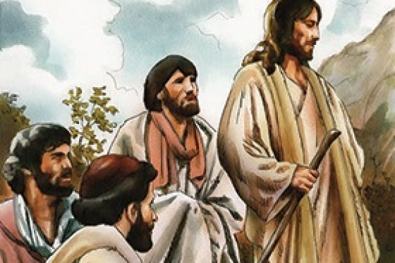 17.03.2019 – 2^ Quaresima: Questi è il Figlio mio, l'eletto; ascoltatelo (Lc 9,35)