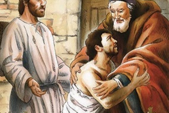 31.03.2019 – 4^ Quaresima: Suo padre lo vide, ebbe compassione, gli corse incontro (Lc 15,20)