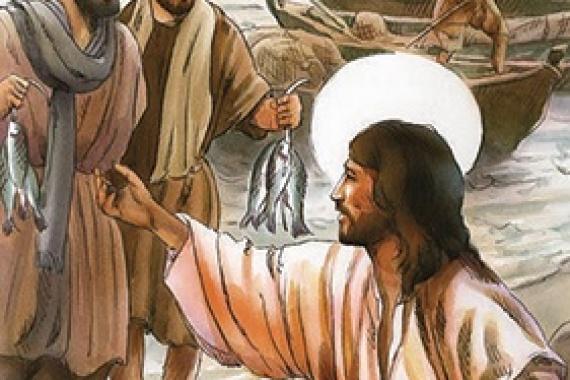 05.05.2019 – 3^ di Pasqua: È il Signore! (Gv 21,7)