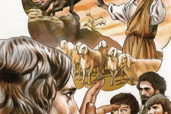 12.05.2019 – 4^ di Pasqua: Io do loro la vita eterna (Gv 10,28)