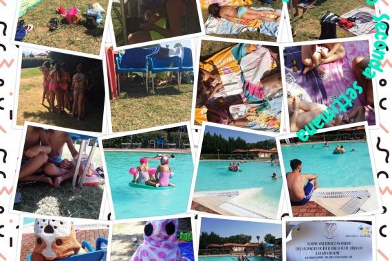 """Centro estivo ORATORIO MOSAICO – """"BELLA STORIA"""" … e siamo arrivati all'ultimo giorno di questa bellissima avventura!!!"""