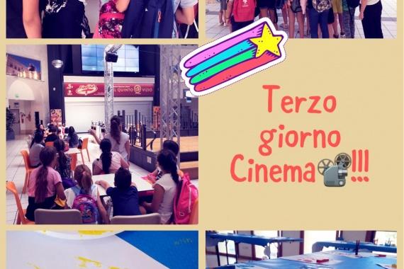 """Centro estivo ORATORIO MOSAICO – """"BELLA STORIA"""" … eccoci al terzo giorno !!!"""