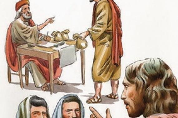 22.09.2019 – 25^ Tempo Ordinario: Non potete servire Dio e la ricchezza (Lc 16,13)