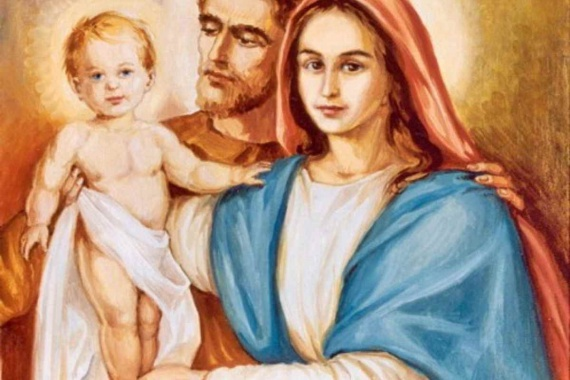 29.12.2019 – Santa Famiglia di Nazareth: Un ponte per famiglia