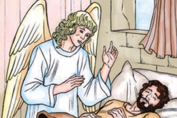 22.12.2019 – 4^ di Avvento: Giuseppe fece come gli aveva ordinato l'angelo (Mt 1,24)