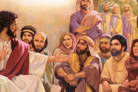 Chi è mia madre e chi sono i miei fratelli? (Mt 12,48)