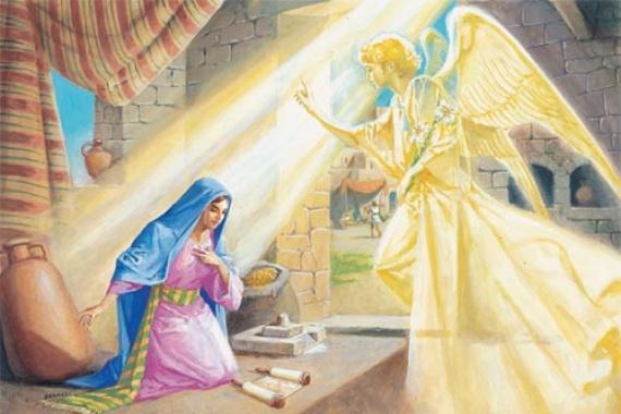 08.12.2019 – 2^ di Avvento – Maria Immacolata: Rallegrati, piena di grazia: il Signore è con te (Lc 1,28)