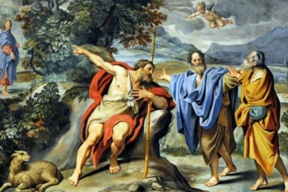 19.01.2020 – 2^del Tempo Ordinario: Io non lo conoscevo! Gv 1, 29-34