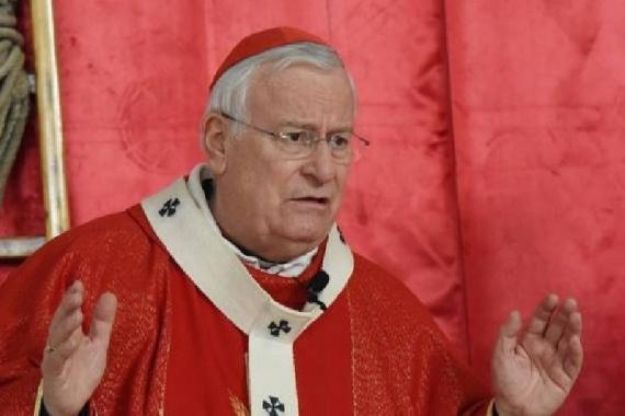 Le parole del Cardinale – 11 Marzo 2020