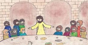 Sussidio per vivere il Triduo Pasquale in famiglia