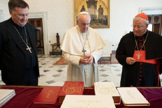 13.09.2020 – 24^ Tempo Ordinario: In piena continuità con il Concilio Vaticano