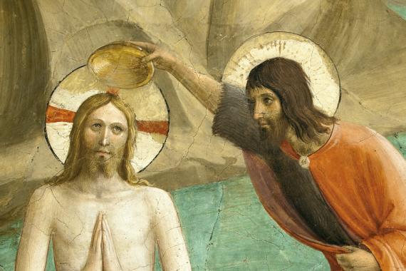 10.01.2021 – Battesimo del Signore: È l'amore che vince